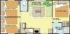IRM Super Titania 3 Chambres - 21