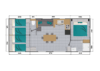 LOUISIANE CORAIL 3 chambres - 1