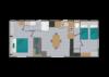 LOUISIANE CYCLADES 2 chambres - 1
